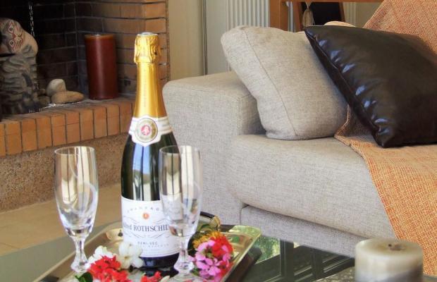 фотографии отеля Anemos Luxury Villas изображение №7