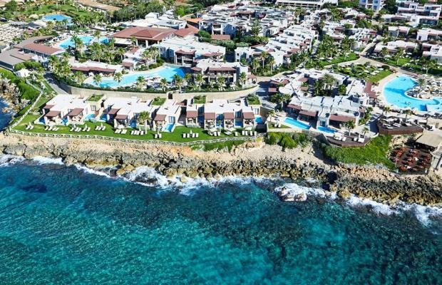 фото отеля Ikaros Beach Luxury Resort and Spa (ех. Ikaros Village Beach Resort & Spa) изображение №1