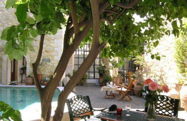 фотографии отеля Villa Maroulas изображение №35