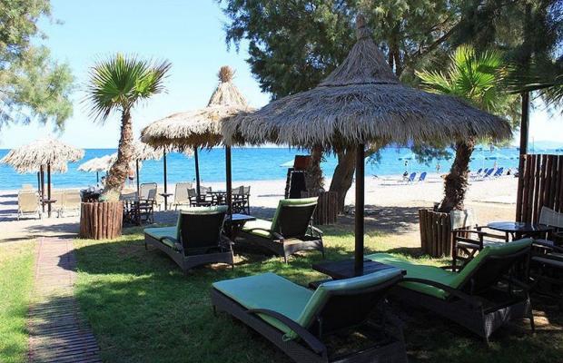 фотографии отеля Panos Beach Hotel изображение №19
