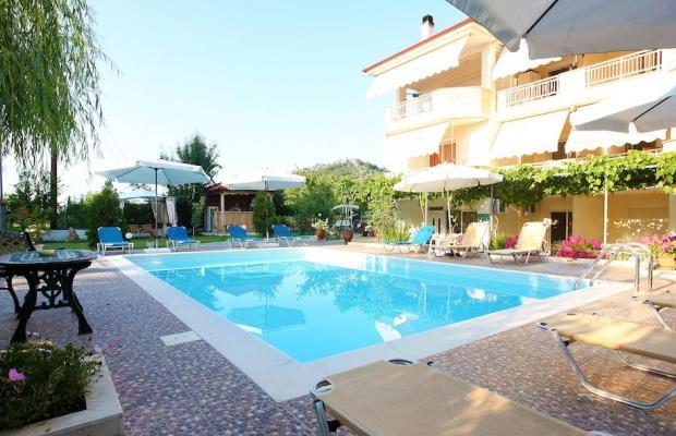 фото Apartments G&T (ех. Villa Thassos Paradise) изображение №18