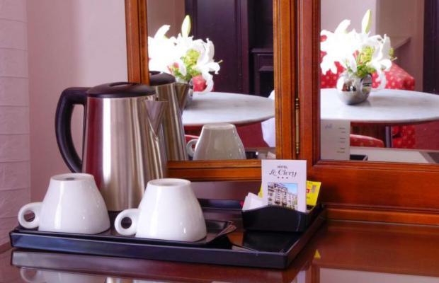 фотографии отеля Le Clery изображение №7