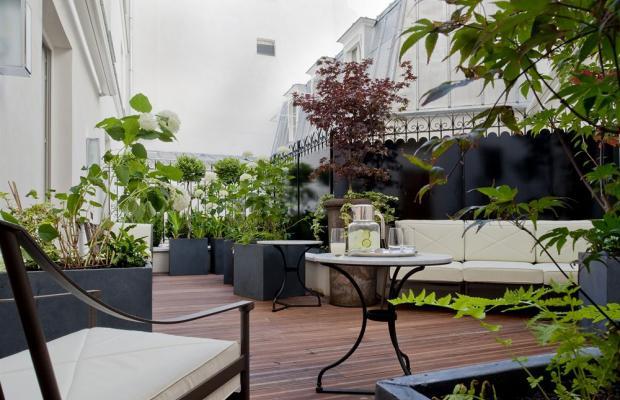 фотографии отеля Le Burgundy изображение №35
