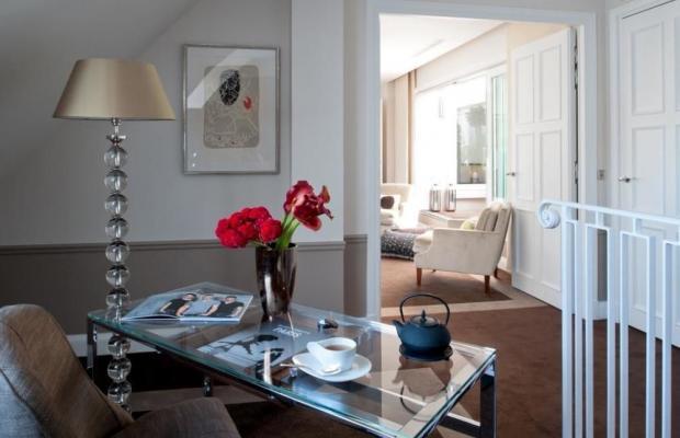 фотографии отеля Le Burgundy изображение №31