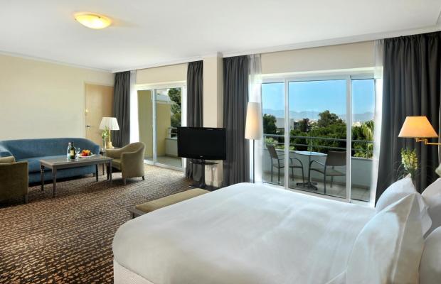 фотографии отеля Hilton Park Nicosia изображение №7