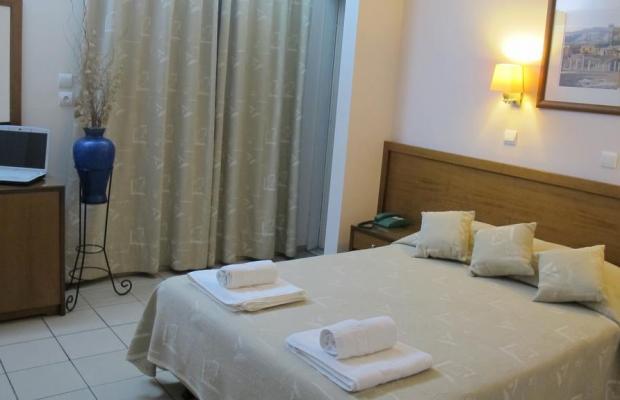 фотографии отеля Hotel Solomou изображение №7