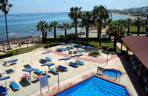 фотографии отеля Evalena Beach Hotel Apartments изображение №11