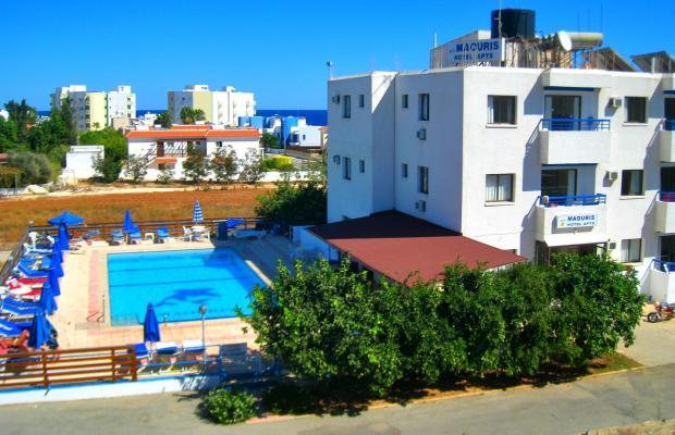 фото отеля Maouris Hotel Apartments изображение №1
