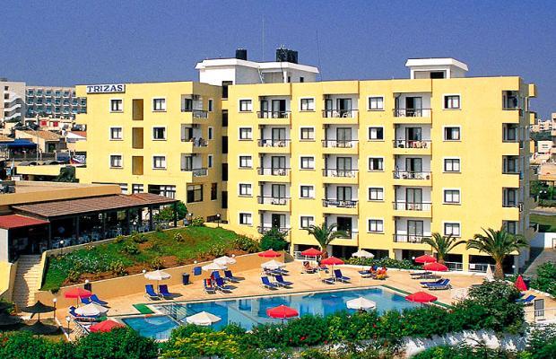 фото Vrissaki Hotel Apartments (ex. Trizas Hotel Apartments) изображение №18