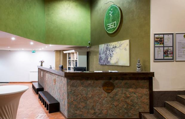 фотографии Hotel Marinela Sofia (ex. Kempinski Hotel Zografski Sofia) изображение №24