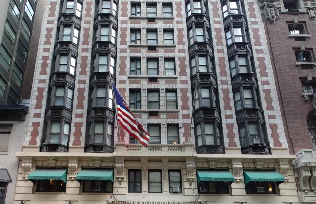фото отеля The Algonquin Hotel Times Square изображение №1