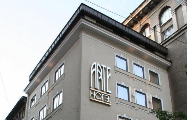 фото отеля Arte Hotel изображение №1