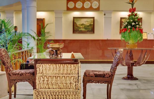 фотографии отеля Ambassador Pallava изображение №27