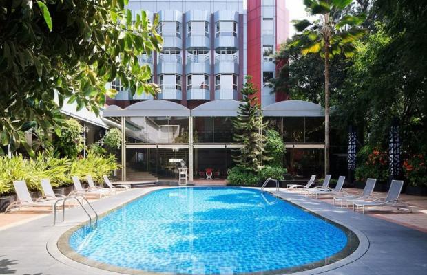 фото отеля Le Meridien Bangalore изображение №13