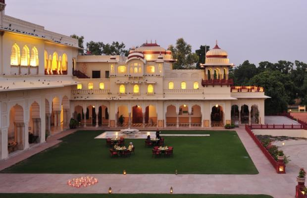 фотографии отеля Taj Rambagh Palace (ex. Ram Bagh Palace) изображение №103