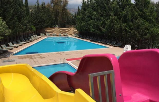 фото Tac'un Nisa Resort Tekirova (ex. Larissa Club Saphire; Jeans Club Hotels Saphire) изображение №14