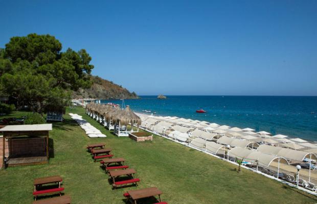 фотографии отеля Tac'un Nisa Resort Tekirova (ex. Larissa Club Saphire; Jeans Club Hotels Saphire) изображение №7