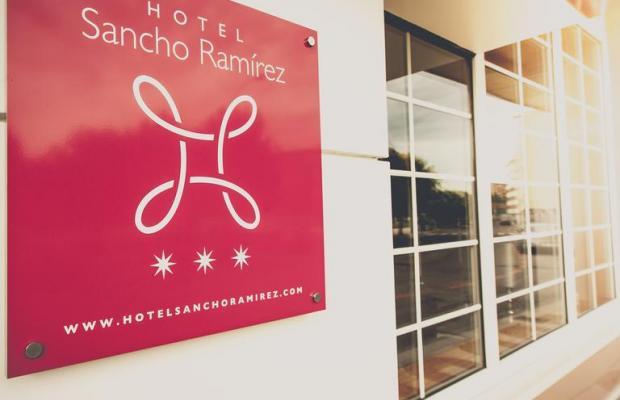 фотографии отеля Hotel Sancho Ramirez (ex. Tryp Sancho Ramirez) изображение №15