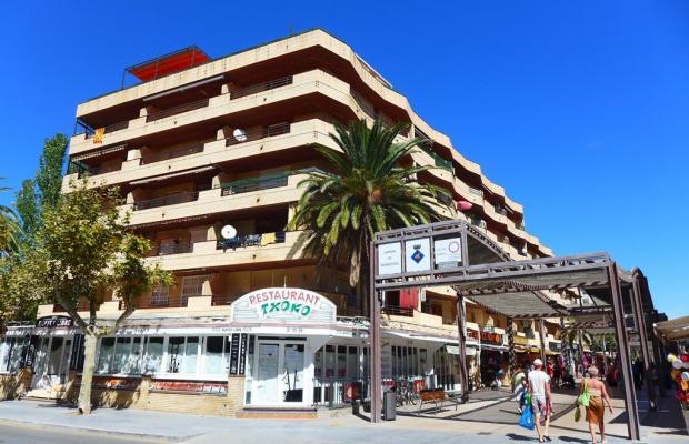 фотографии отеля Azahar Apartamentos изображение №11