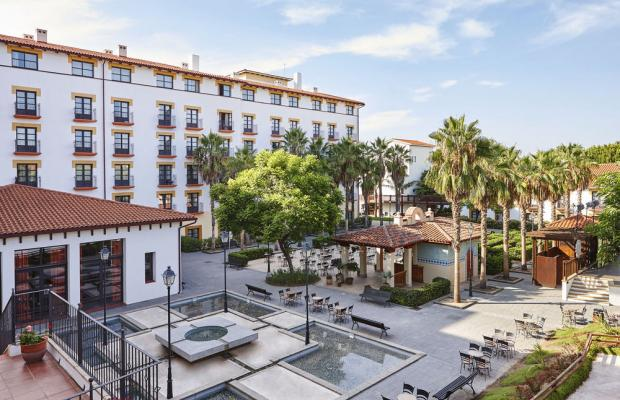фотографии отеля PortAventura Hotel El Paso  изображение №3
