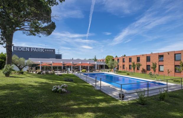 фото отеля Eden Park Hotel (ex. Novotel Girona Aeropuerto) изображение №1