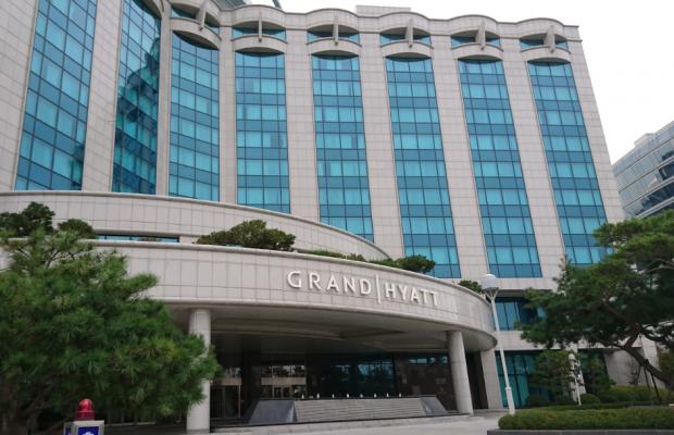 фото отеля Grand Hyatt Incheon (ex. Hyatt Regency Incheon) изображение №1