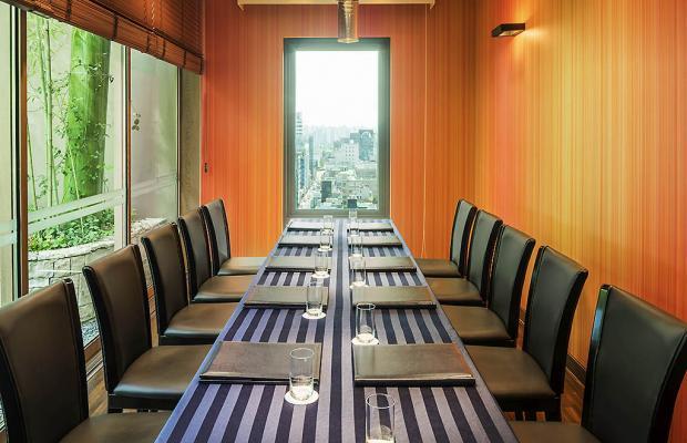 фотографии отеля Ibis Styles Ambassador Seoul Gangnam Hotel изображение №11