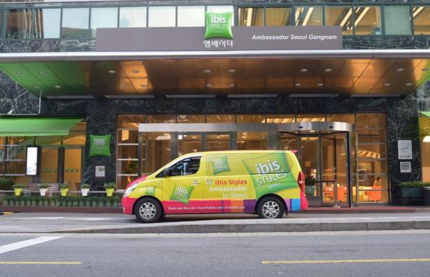 фото отеля Ibis Styles Ambassador Seoul Gangnam Hotel изображение №5