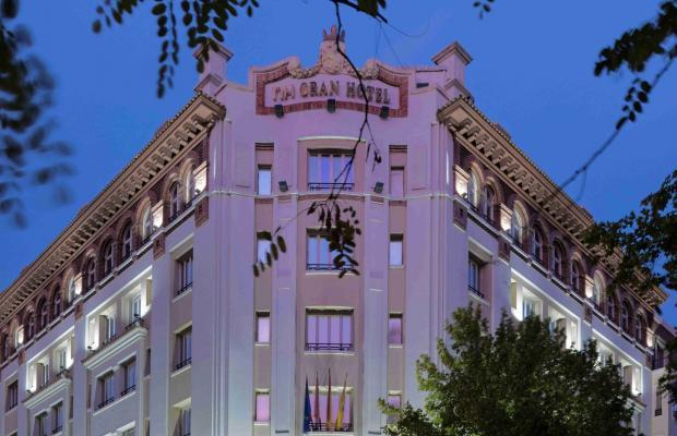 фотографии NH Collection Gran Hotel de Zaragoza изображение №12