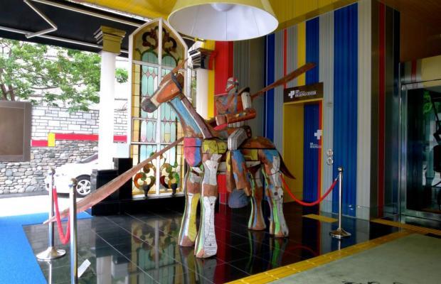 фотографии Imperial Palace Boutique Hotel (ex. Itaewon) изображение №32