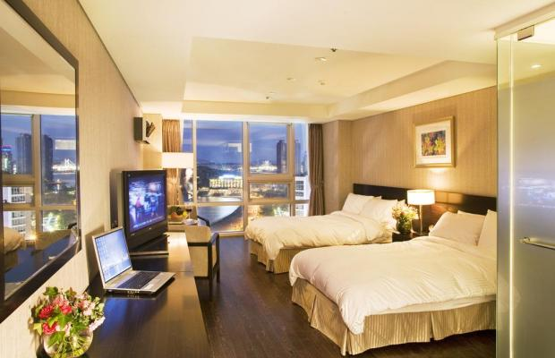 фотографии Kolon Seacloud Hotel (ех. Busan Seacloud) изображение №20