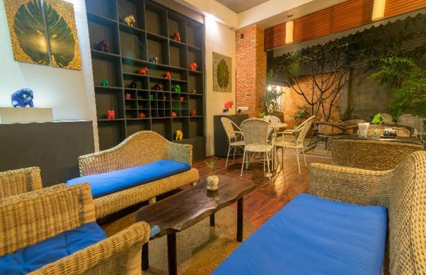 фотографии отеля Frangipani Fine Arts Hotel изображение №27