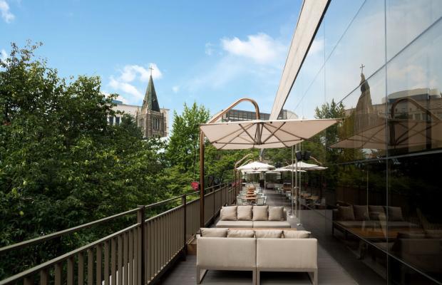 фото отеля Millennium Seoul Hilton изображение №53