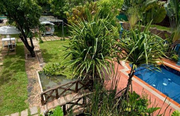 фото Frangipani Green Garden Hotel and Spa изображение №34