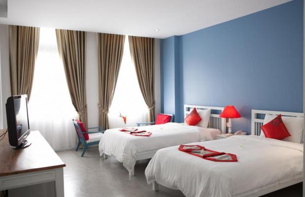 фотографии отеля Frangipani Royal Palace Hotel изображение №19