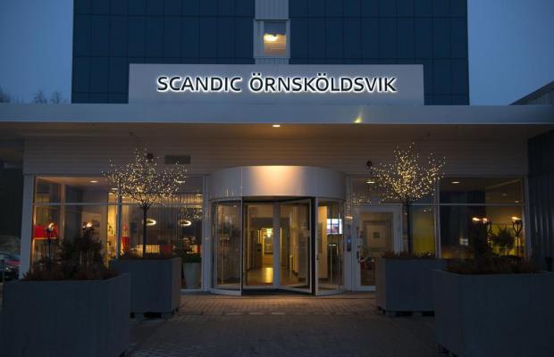 фотографии отеля Scandic Ornskoldsvik изображение №27