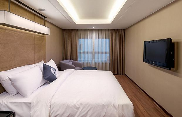фото Hotel The Designers Yeouido (ex. Hotel Together Yeouido; Three Seven Stay Hotel; Park 365 Hotel) изображение №54