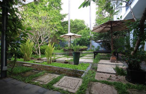 фотографии отеля Frangipani Villa-90s изображение №7