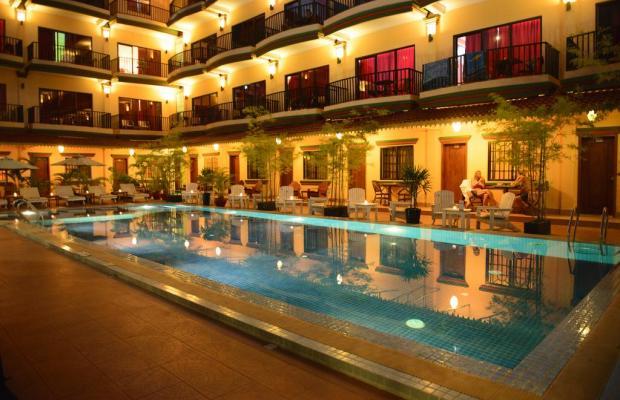 фото отеля GRAND SIHANOUK VILLE HOTEL изображение №1