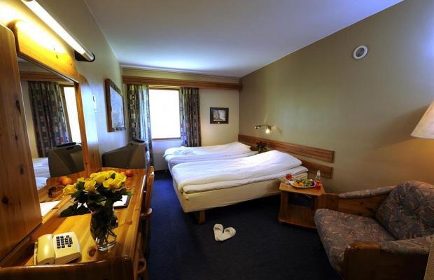 фотографии Nordkalotten Hotel & Konferens изображение №16