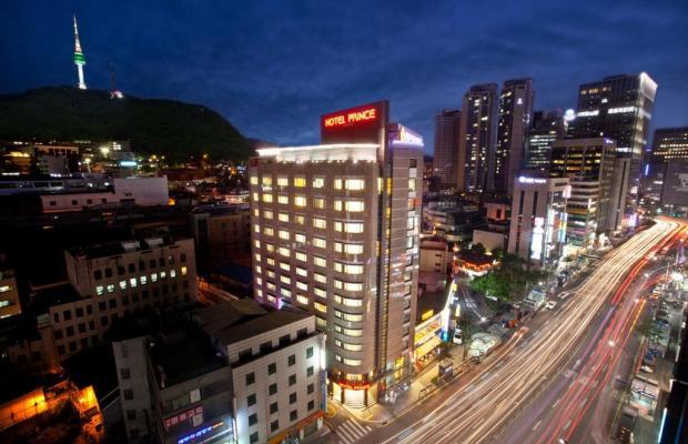 фотографии отеля Hotel Prince изображение №35