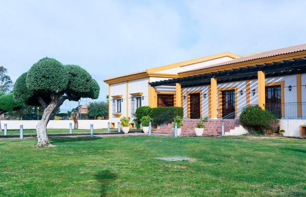 фотографии отеля Hacienda Real Los Olivos изображение №31