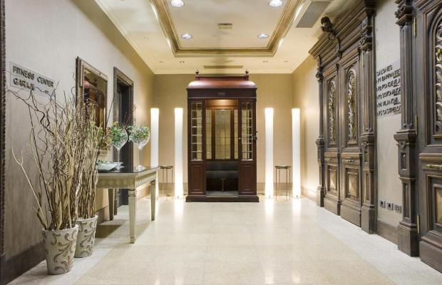 фотографии отеля NH Palacio de Vigo изображение №43