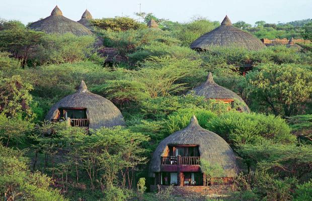 фотографии отеля Serengeti Serena Safari Lodge изображение №7