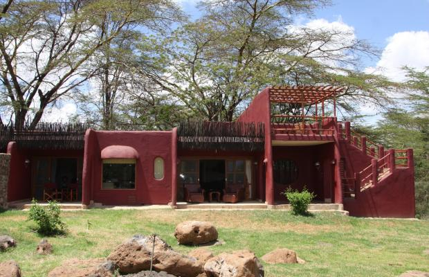 фотографии отеля Amboseli Serena Safari Lodge изображение №19