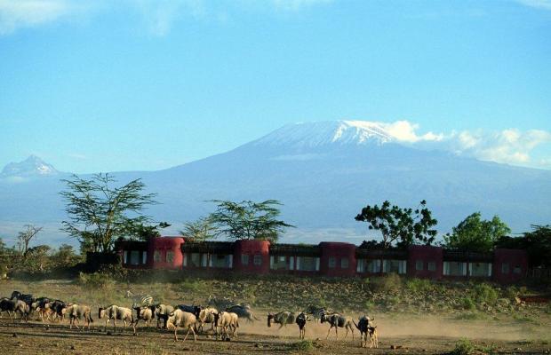 фотографии Amboseli Serena Safari Lodge изображение №4