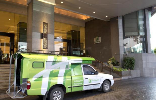 фотографии отеля Holiday Inn Chiang Mai (ex. Sheraton Chiang Mai; The Westien) изображение №7