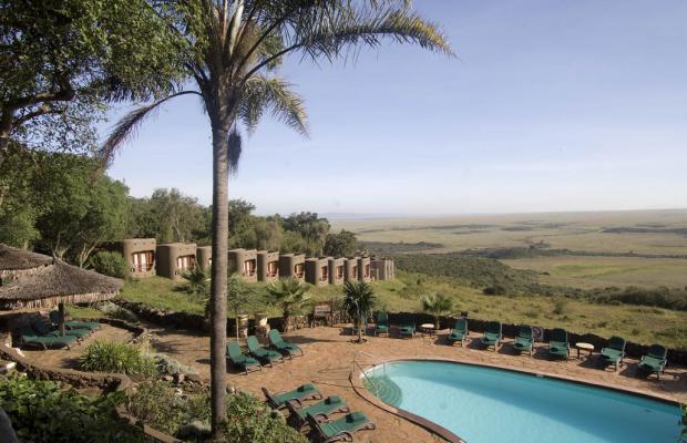фото отеля Mara Serena Safari Lodge изображение №1
