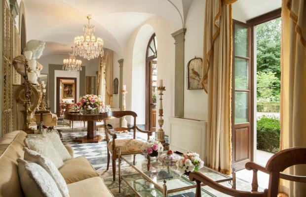 фотографии отеля Four Seasons Hotel Firenze изображение №7