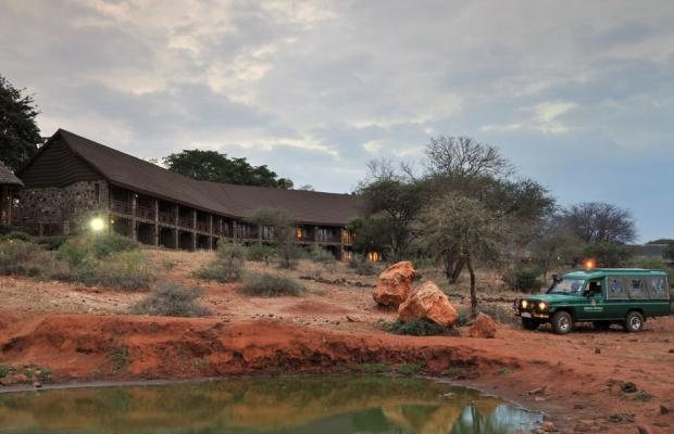 фото Kilaguni Serena Safari Lodge изображение №6